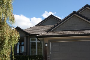 Roof projects religious roofing projects davinci for Davinci slate roof reviews