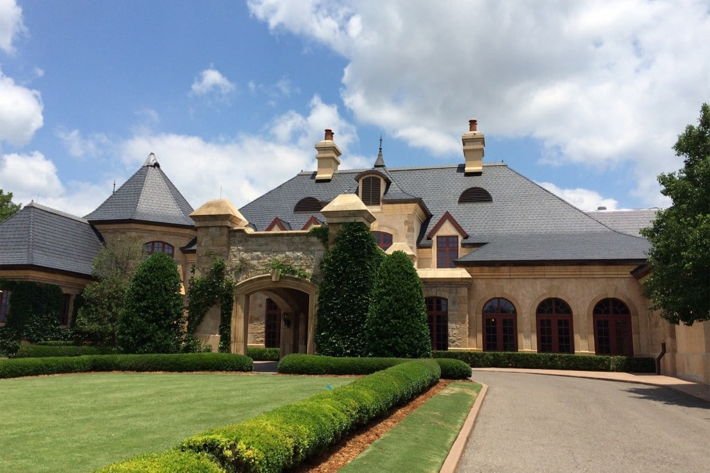 Impact Resistant Roof Selected For Oklahoma City Country
