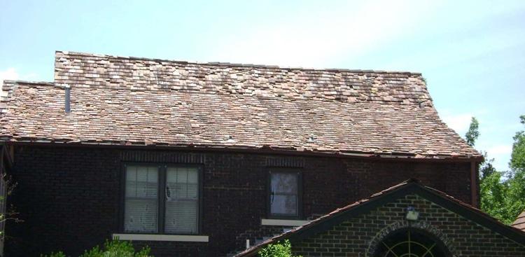Tennis Balls Of Ice Demolish Roof Davinci Roofscapes