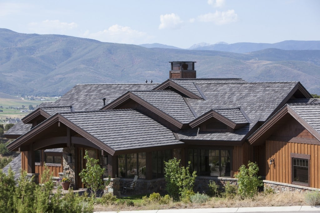 Shaking Up Utah Roofs Davinci Roofscapes