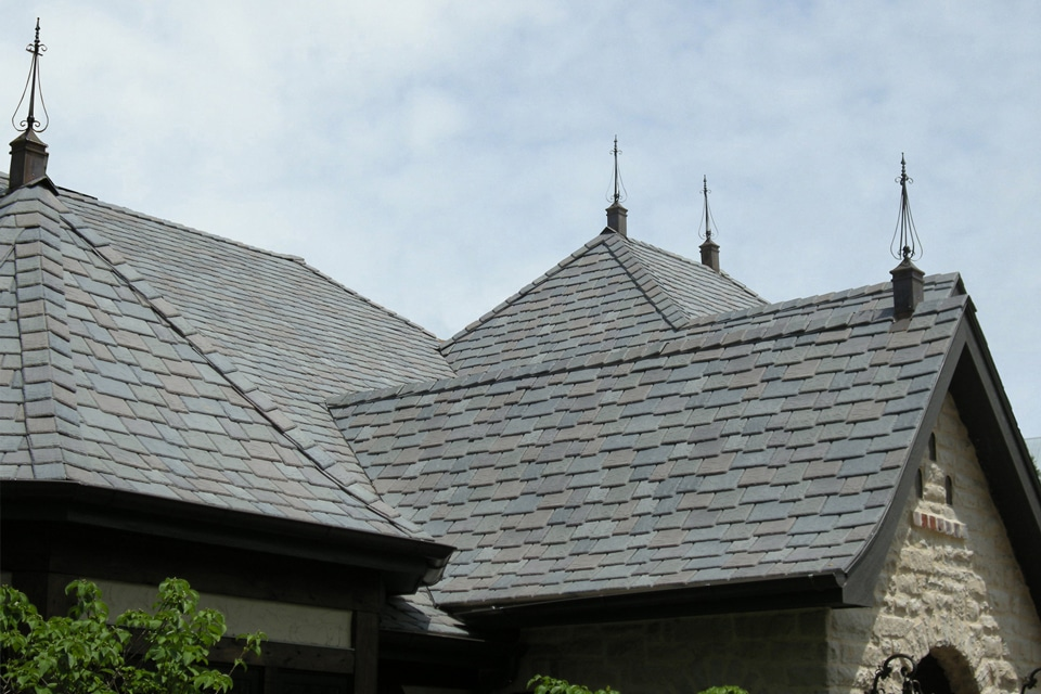 Aberdeen Shake Roof Davinci Roofscapes