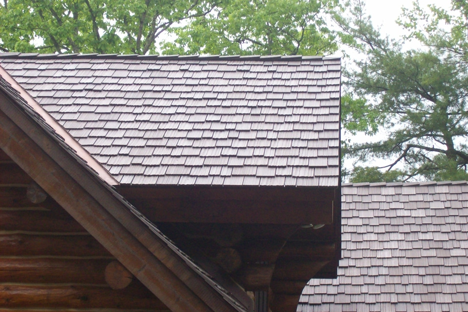 Tahoe Shake Roof Davinci Roofscapes