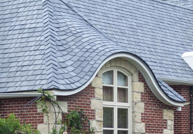 Roof eyebrow davinci roofscapes for Davinci roof tiles pricing