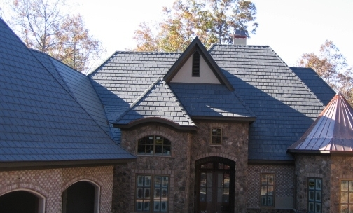 Bellaforte Slate Roof