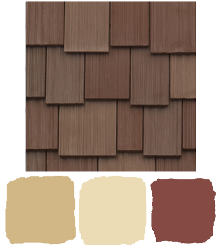 DaVinci Composite Shake Autumn Blend works with a warm paint color scheme
