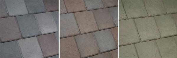 Milano, Cambridge, Verde Belleforte Imitation Slate Tiles