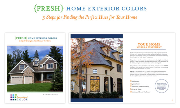 FRESH Home Exterior Colors ebook