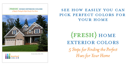 FRESH Home Exterior Colors ebook by Kate Smith, CMG, CfYH