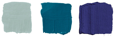Color Trends 2012 Blue