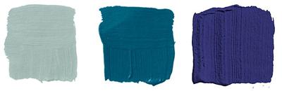 Color Trends 2012 Blue