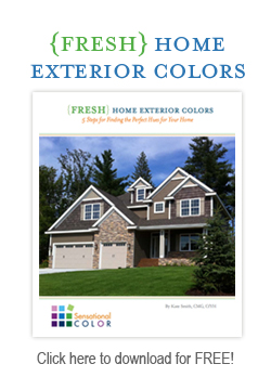 FRESH Home Exterior Colors: 5 Steps for Finding the Perfect Hues for Your Home