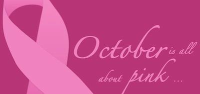 October is all about Pink