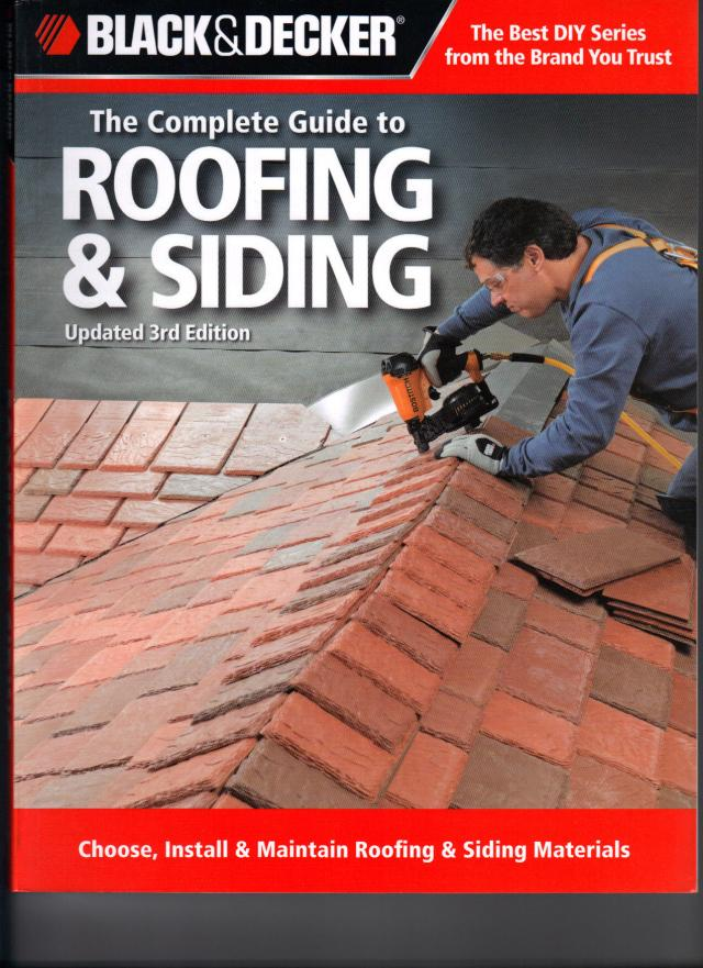 Roofing siding book features davinci products Davinci roofing products