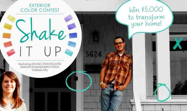 Exterior Color Contest Shake It Up