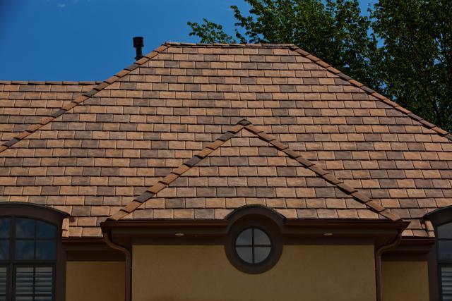 Davinci multi width valor or bellafort tiles what 39 s for Davinci shake roof reviews