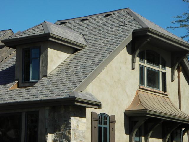 Environmentally Friendly Roof