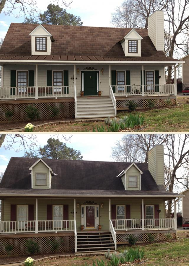 "Before & After Home Makeover: Russ Wade Of Hoover, AL ""Shake it Up ..."
