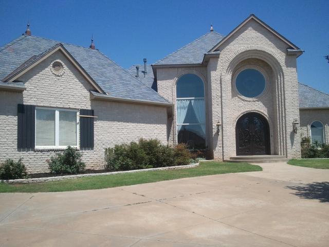 Lightweight slate roofing