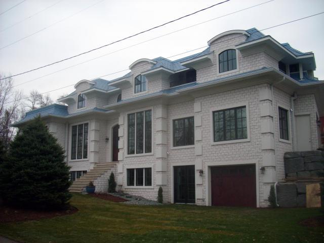 DaVinci Creates Custom Sky Blue Valoré Slate Roof for Minnesota Homeowner