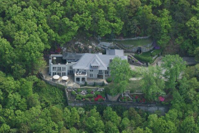 """Roofing Roanoke Va Colorful Slate Roof the """"Second Star"""" on Mill Mountain ..."""