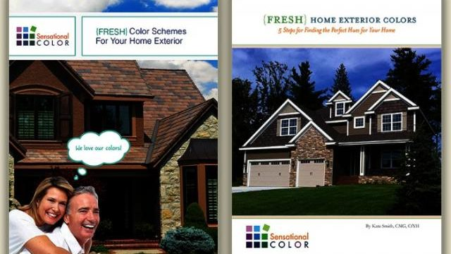 {FRESH} Color For Your Home Exterior