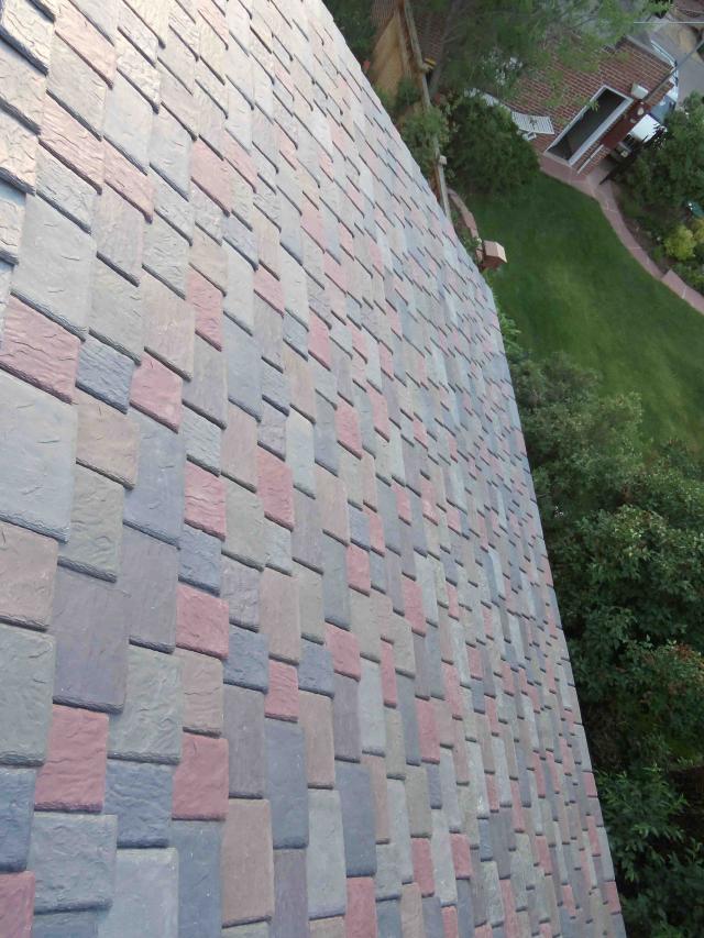 Featured project denver co davinci roofscapes for Davinci roofscapes llc
