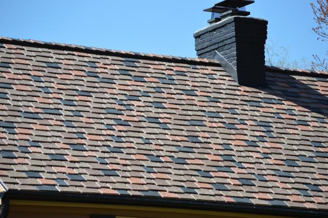 DaVinci Lightweight Roofing Tiles