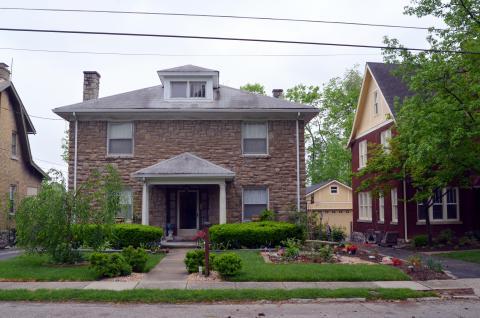 foursquare house