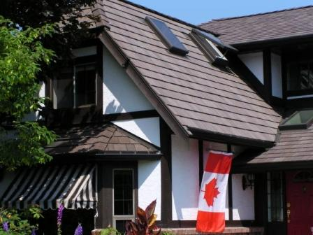 International installations of davinci roofing products Davinci roofing products