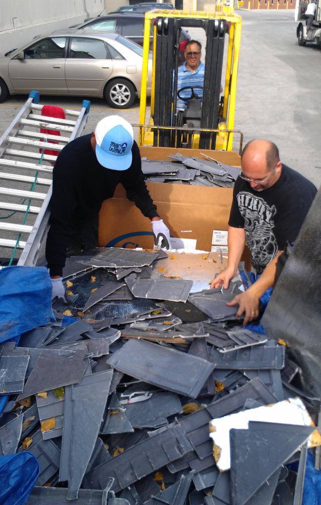 Recycle DaVinci Tiles