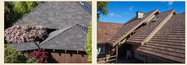 Bellaforté Shake Roofing Tiles