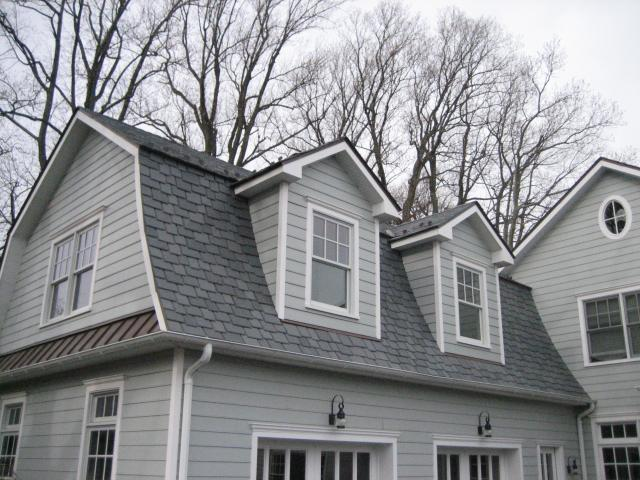 Gambrel: Gambrel Roofs Were Initially Used On Barns Because They Give The  Structure More Space For Storing Crops And Animal Feed.