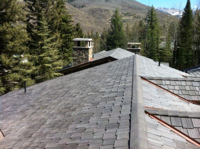 Cedar Shake Roofing Alternative