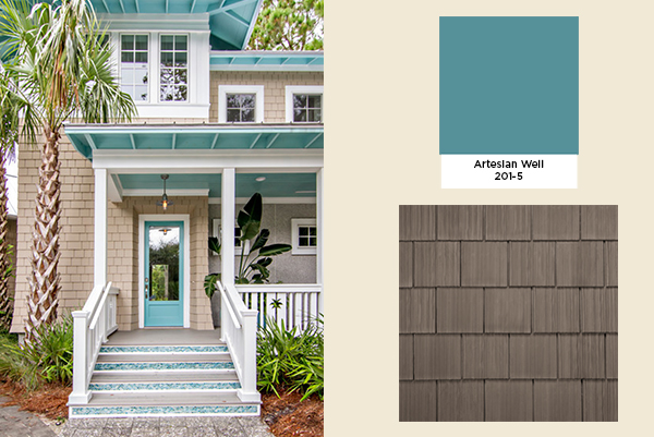 A Simple Guide To Exterior Color Trends Take A New Look At - Caribbean house colors exterior