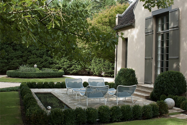 Exterior Color Trends 2014 French Country Classic