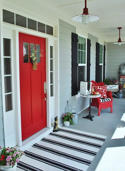 2014 Exterior Color Trends Red
