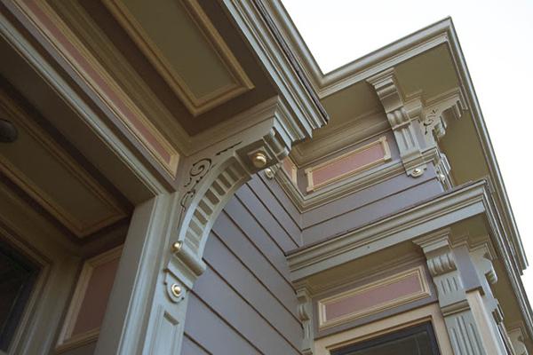 2014 Exterior Color Trends Victorian Mauve