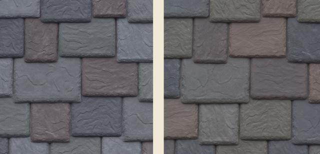 Exterior Color Trends 2014 DaVinci Roofscapes