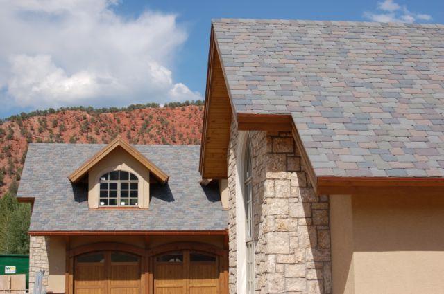 davinci polymer slate roof