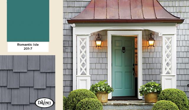 2014 exterior color trends cultural colors davinci roofscapes