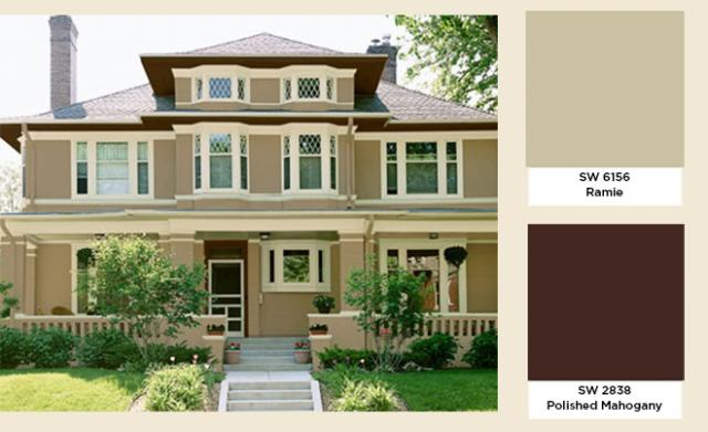 2014 exterior color trends cultural colors davinci - Popular exterior paint colors 2014 ...