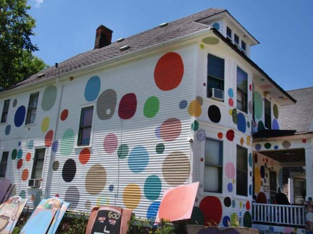 Heidelberg Project Dots