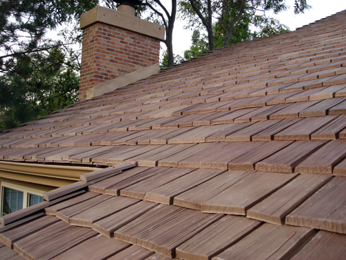 New davinci roof cash in your wallet davinci roofscapes for Polymer roofing shingles