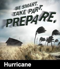 hurricane hazard warning be smart take part prepare