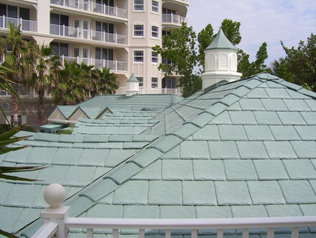 Earth wind fire davinci roofscapes Davinci roofing products