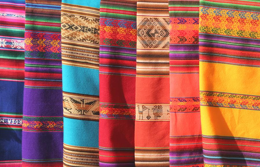 DaVinci Roofscapes Southwestern Inspiration Indian Blankets