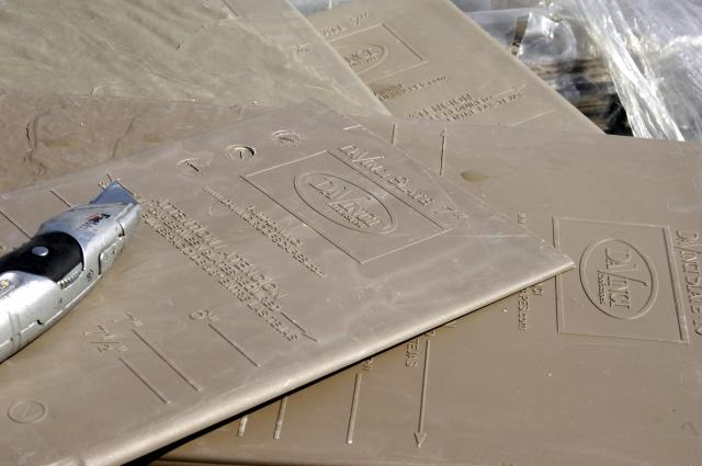 Polymer Roof Tiles