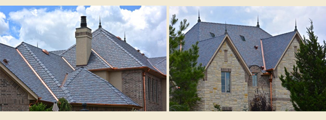 Featured project norman ok davinci roofscapes for Davinci roofscapes llc