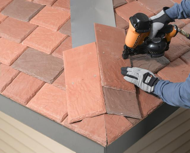 Ask a contractor about davinci polymer roof tiles for Davinci slate roof reviews