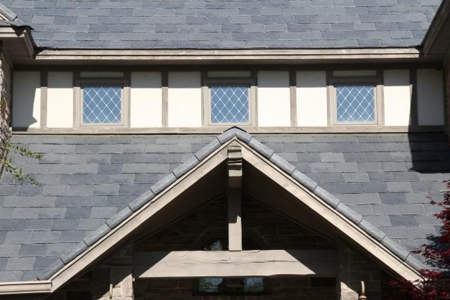 Imitation Slate Roof